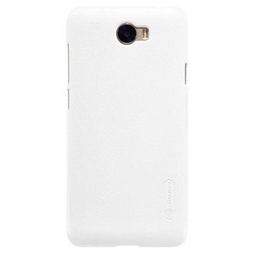 Huawei Y5II Nillkin Frosted Suojakotelo Valkoinen