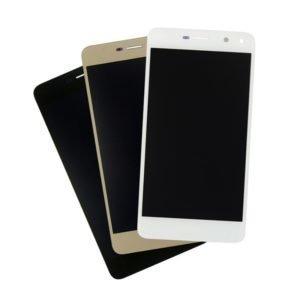 Huawei Y6 2017 Näyttö Kulta