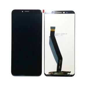 Huawei Y6 2018 Näyttö Musta