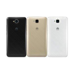Huawei Y6 Pro Takakansi Musta