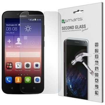 Huawei Y625 4smarts Second Glass Näytönsuoja