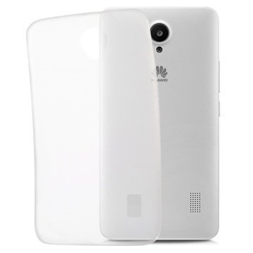 Huawei Y635 Ksix Flex TPU Kotelo Läpinäkyvä