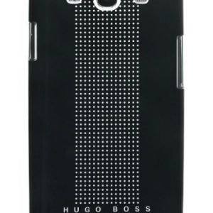 Hugo Boss Dots Hardcover for Samsung Galaxy S3 Black
