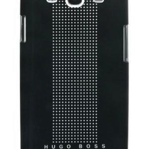 Hugo Boss Dots Hardcover for Samsung Galaxy S3 Black