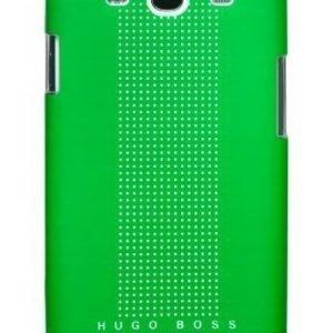 Hugo Boss Dots Hardcover for Samsung Galaxy S3 Green