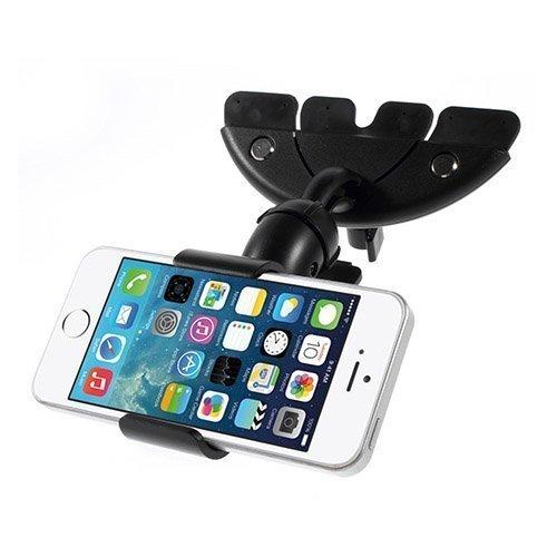 Hx-M-X10 Universaali Autoteline Cd-Soitin Kiinnityksellä Älypuhelimille