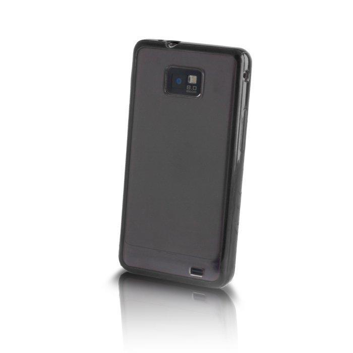 Hybrid Case for Galaxy Trend / Trend Plus suojakotelo musta