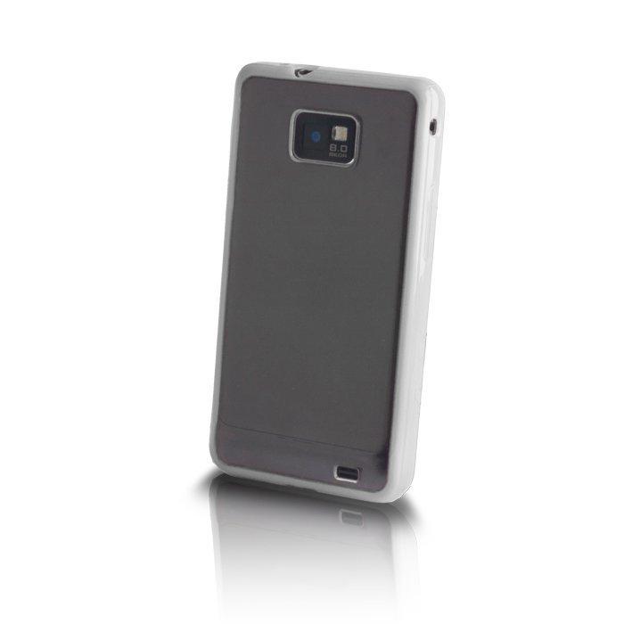 Hybrid Case for Galaxy Trend / Trend Plus suojakotelo valkoinen