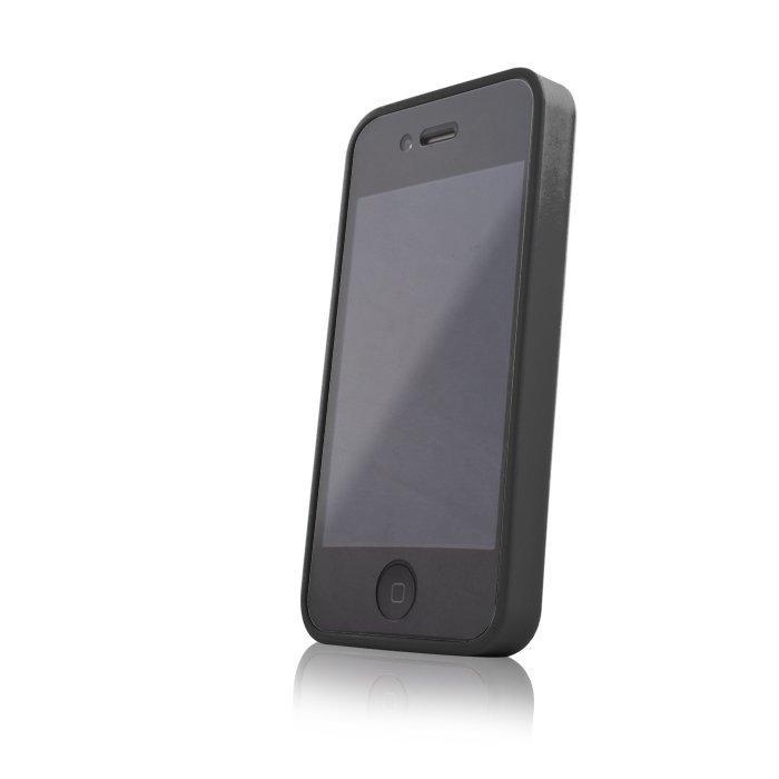 Hybrid Case for iPhone 4 ja 4S suojakotelo musta