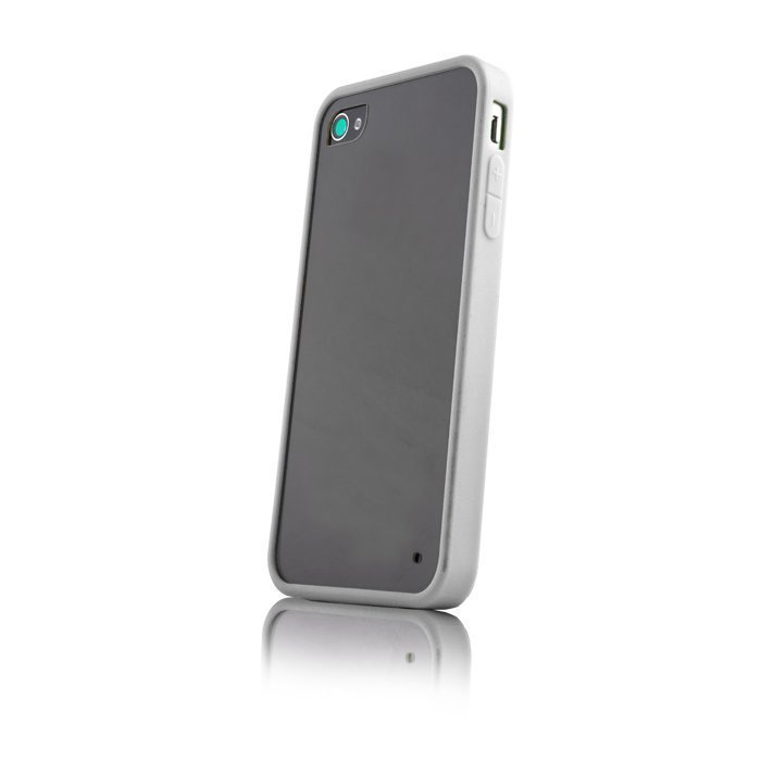 Hybrid Case for iPhone 5 ja 5S suojakotelo valkoinen