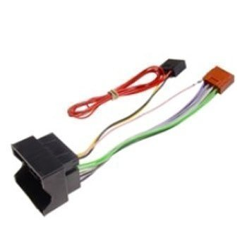 ISO Adapter VW 2003- / Skoda Octavia stream radio 04-