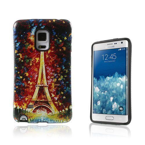 Iface Samsung Galaxy Note Edge N915 Kuori Eiffel Torni Yöllä