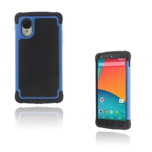 Impact Sininen Google Nexus 5 Turvakuori