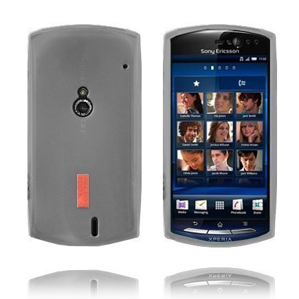 Incover Harmaa Sony Ericsson Xperia Neo Suojakuori