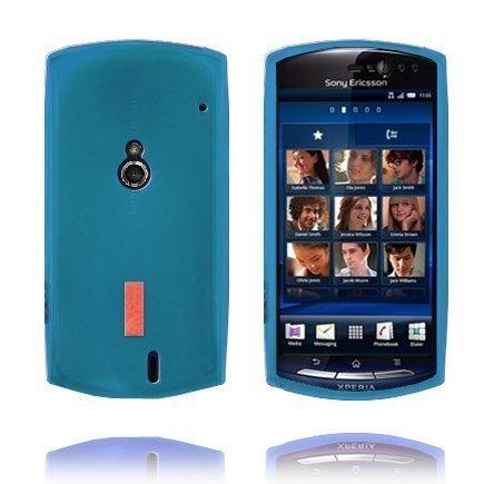 Incover Sininen Sony Ericsson Xperia Neo Silikonikuori