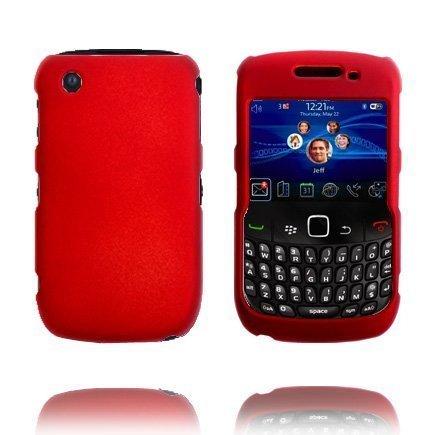 Inferno Punainen Blackberry Curve 8520 / 8530 Suojakuori