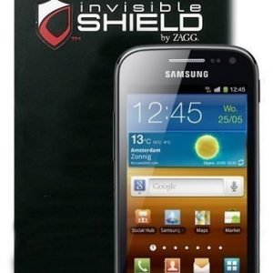 InvisbleSHIELD Samsung GALAXY ACE II Screen