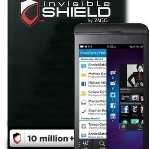 InvisibleSHIELD Blackberry Z10 Screen