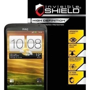 InvisibleSHIELD HD for HTC One X Screen