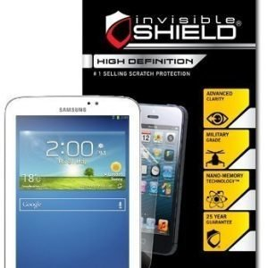 InvisibleSHIELD HD for Samsung Galaxy Tab 3 7.0'' Screen