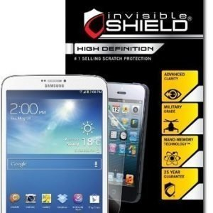 InvisibleSHIELD HD for Samsung Galaxy Tab 3 8.0'' Screen