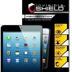 InvisibleSHIELD HD for iPad Mini Screen