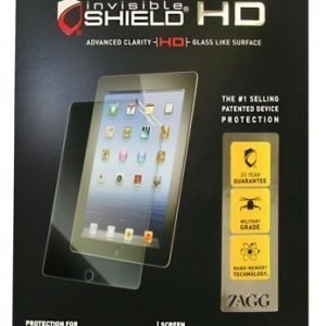 InvisibleSHIELD HD iPad 2