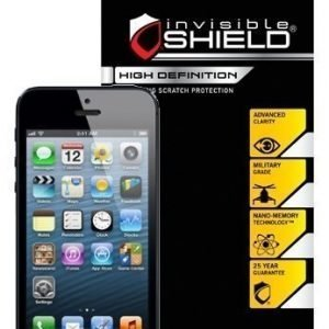 InvisibleSHIELD HD iPhone 5 Screen