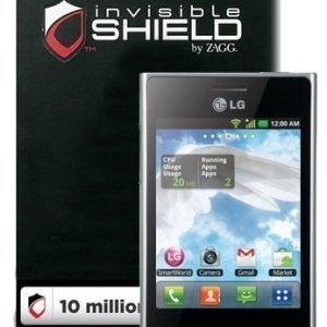 InvisibleSHIELD LG Optimus L3 Full-Body