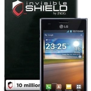 InvisibleSHIELD LG Optimus L5 Full-Body