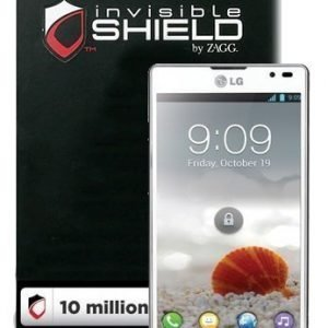 InvisibleSHIELD LG Optimus L9 Full-Body