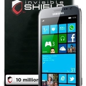 InvisibleSHIELD Samsung ATIV S Full-Body