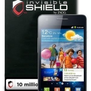 InvisibleSHIELD Samsung Galaxy S II I9100 & S II plus I9105 Screen