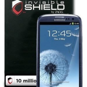 InvisibleSHIELD Samsung Galaxy S III Screen