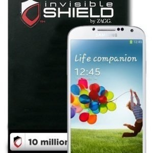 InvisibleSHIELD Samsung Galaxy S4 Screen