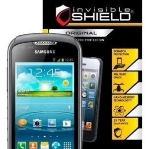 InvisibleSHIELD Samsung Galaxy Xcover II Screen