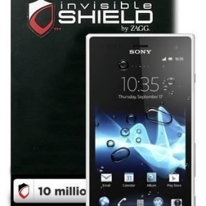 InvisibleSHIELD Sony Xperia Acro S Screen