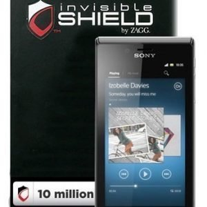 InvisibleSHIELD Sony Xperia J Screen