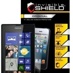 InvisibleSHIELD for Nokia Lumia 520 Full-Body