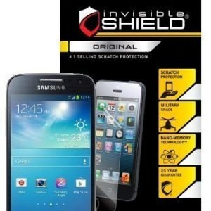 InvisibleSHIELD for Samsung Galaxy S4 Mini Screen
