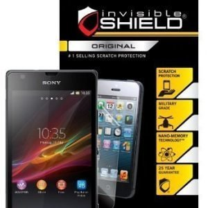 InvisibleSHIELD for Sony Xperia SP Full-Body