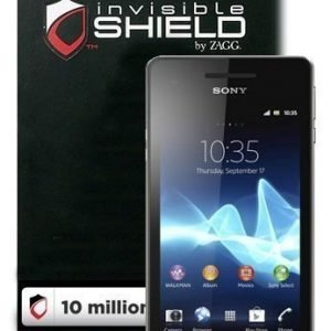InvisibleSHIELD for Sony Xperia V FullBody