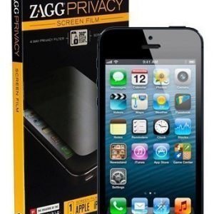 InvisibleSHIELD for iPhone 5 Privacy Screen