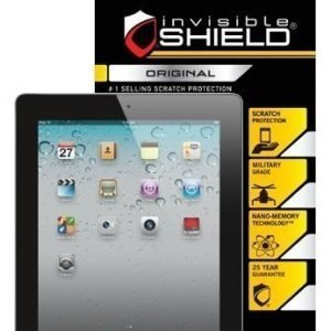InvisibleSHIELD iPad 3 Screen Smudge Proof
