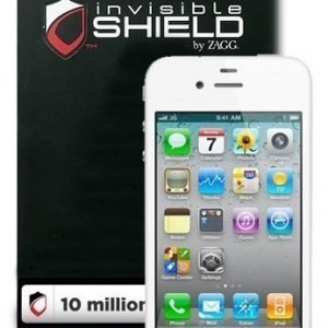 InvisibleSHIELD iPhone 4 & 4S Full-Body
