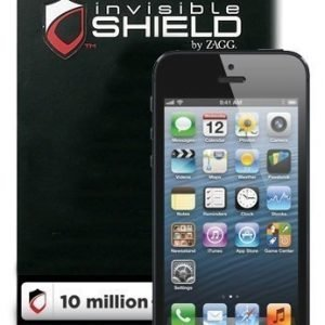 InvisibleSHIELD iPhone 5 Full-Body