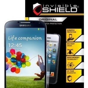 Invisibleshield Samsung Galaxy S4 Full-body