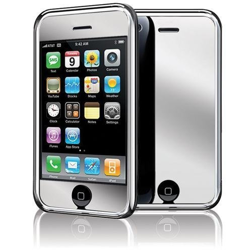 Iphone 3 G / Gs Näytön Suojakalvo Peili 3 Kpl