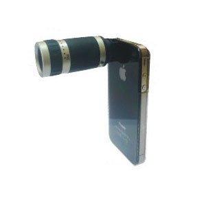 Iphone 4 6x Optinen Zoom Objektiivi