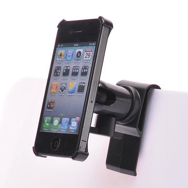Iphone 4 Autoteline Taustapeiliin